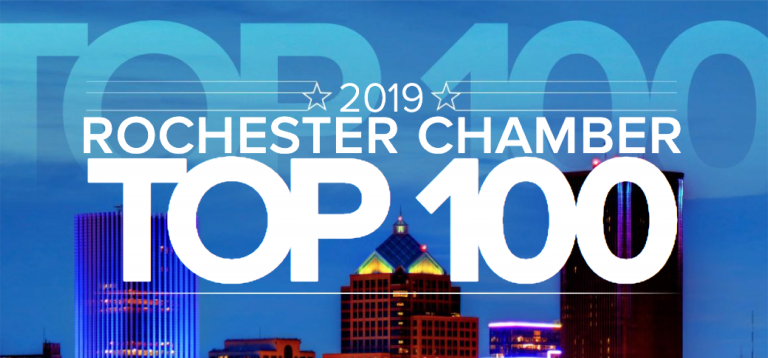 Butler/Till Voted to the Rochester Chamber Top 100 for the 12th Year