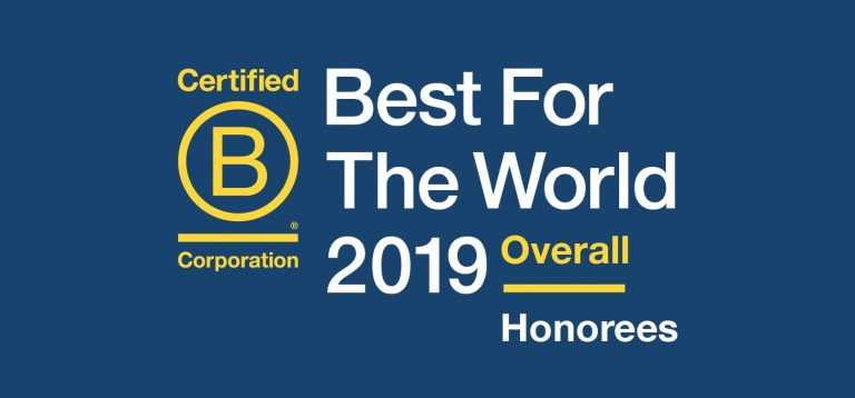 Butler/Till Named to the Best For The World List Of Top-Performing B Corps for Fourth Consecutive Year