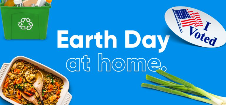 Earth Day at Home