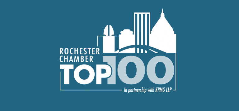 Butler/Till Voted to the Rochester Chamber Top 100 for the 11th Year
